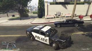 How to mod a police car in GTA 5 story mode