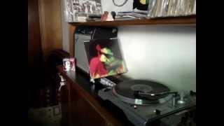 Jimi Hendrix Foxy Lady LP Band Of Gypsys 2 Live
