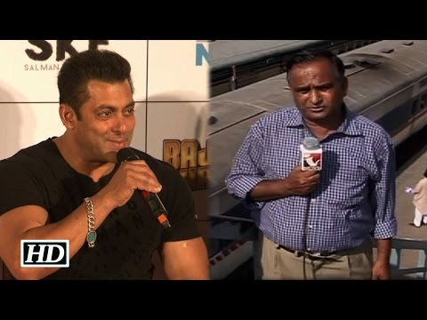 Salman Khan's Special Message to Chand Nawab   Don't Miss