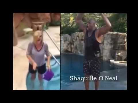 Watch: 20 great celebrity ALS Ice Bucket Challenge videos