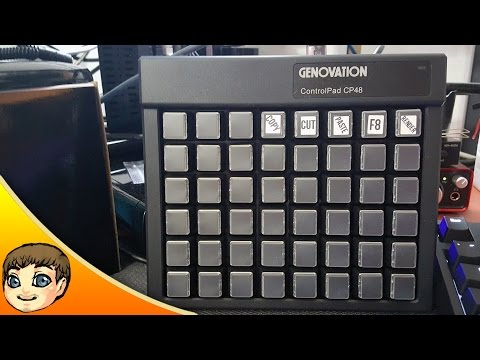 MACRO MASTER // Genovation ControlPad CP48 Review