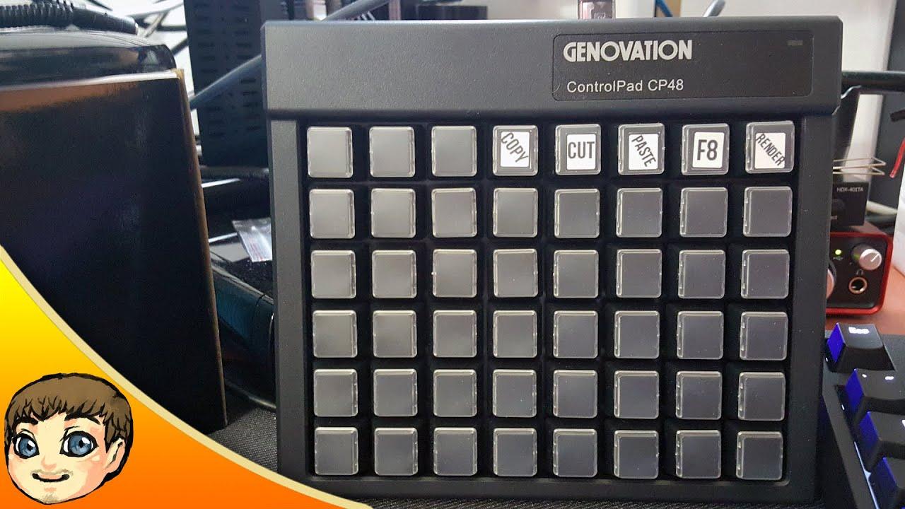 GENOVATION CONTROLPAD 683 WINDOWS 8 X64 TREIBER
