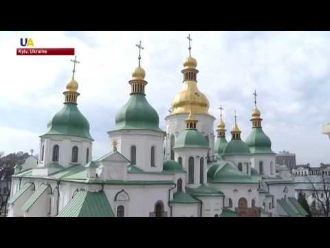 The Saint Sophia Cathedral | Kyiv's Architecture: History And Myth