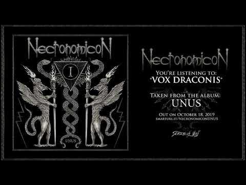 Necronomicon - Vox Draconis (Official Track)