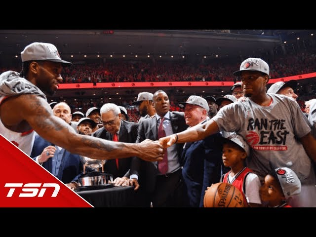 Kawhi is the star, but Lowry is 'everything' to Raptors