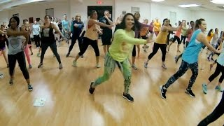 Warm Up Routine with my Live Stream Class (Dance Fitness with Jessica)