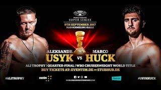 Oleksandr USYK vs Marco HUCK | WBSS PROMO