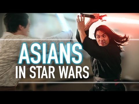 The First Asian Jedi