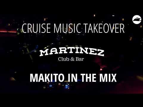 Makito house & disco set from Martinez Belgrade
