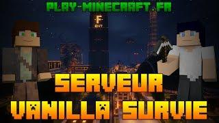 Serveur Vanilla Survie 1.12  | Présentation & Guide