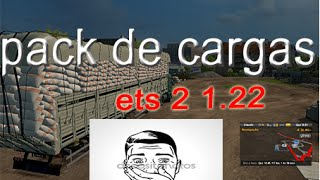 reboques-pack de cargas serin v.2.0  para ets 2 v.1.22