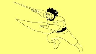 How to draw Wasabi BIG HERO 6 -  Как нарисовать Васаби Город героев
