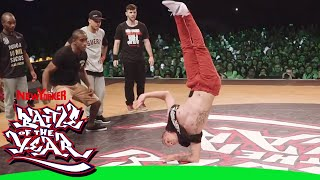 BOTY 2015  - TOP SETS OF BATTLE OF THE YEAR 2015