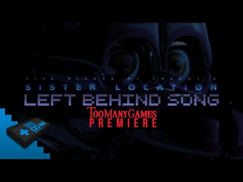 "FNAF SISTER LOCATION ""PREMIERE TRAILER"" AT TOO MANY GAMES"