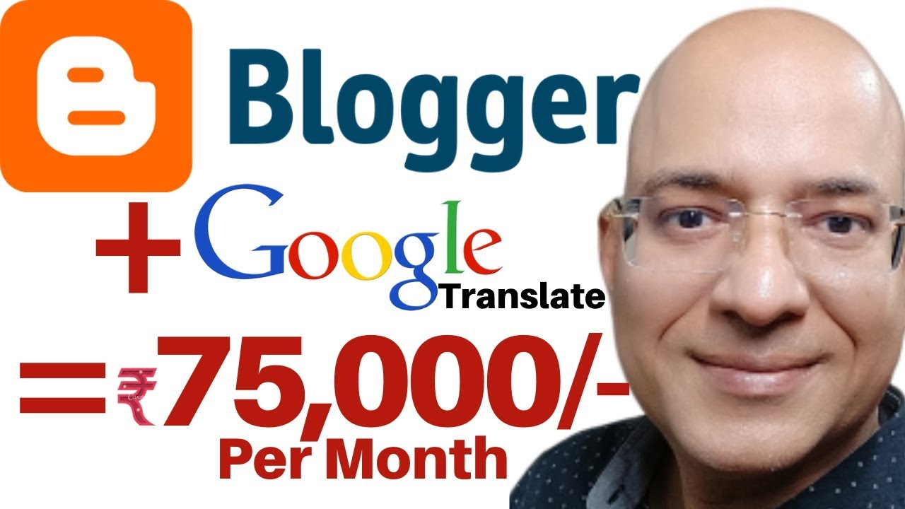Good income Part time job | Work from home | freelance | Blogger | Google Translate | Pexels | free