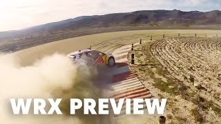 WRX 2018 SEASON PREVIEW: Get yourfacts ready.