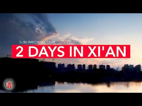 2 Days In Ancient Xi'an | Xi'an Itinerary & Tour Suggestion