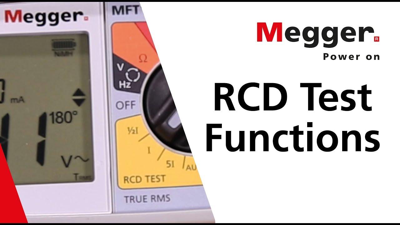 Electronics - MEGGER MFT 1741+