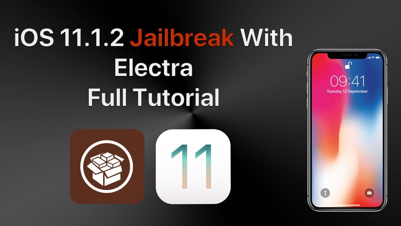 How To Jailbreak And Install Cydia On iOS 11 1 2 With