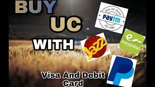 How To Buy Uc In Pubg Mobile Using Debit Card - Travel Online