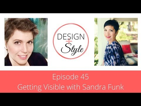 Episode 45 - Getting Visible with Sandra Funk