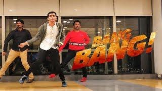 Bang Bang Title Track   BANG BANG   Dance Cover   Rohit Choudhary Choreography