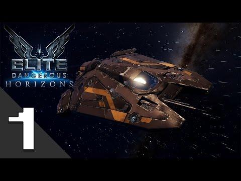 Friendship Drive Charging! - Elite: Dangerous Horizons - Episode 1