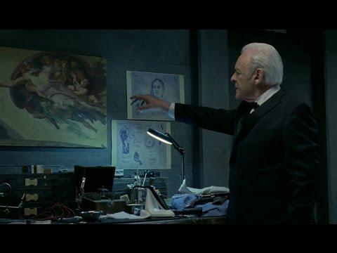 Westworld S01E10 Ford explains Michelangelo's painting