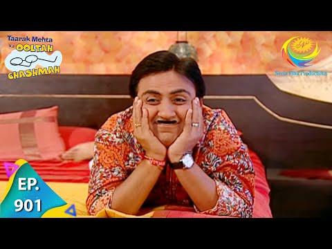 Taarak Mehta Ka Ooltah Chashmah - Episode 901 - Full Episode
