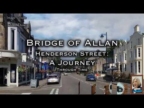 Bridge Of Allan: Henderson Street