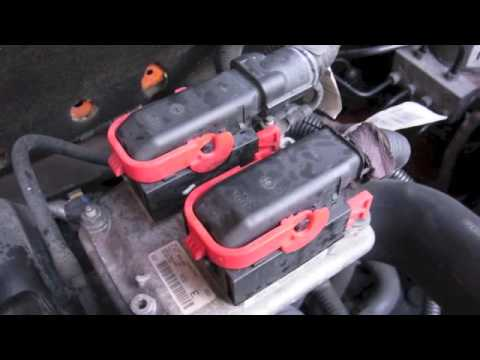 Grande Punto ECU Click and Whine Problem - YouTube