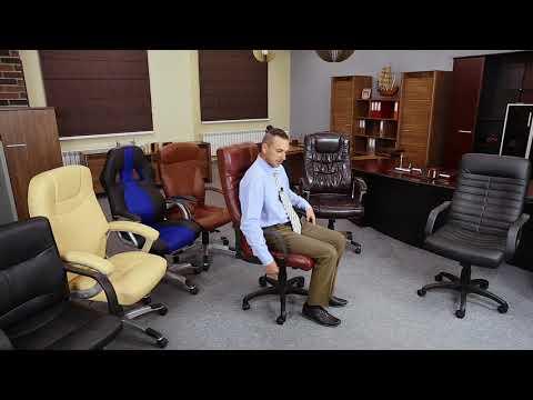 Как выбрать кожаное кресло