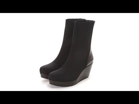 コカ COCA 厚底ストレッチブーツ 人気ブランドのオシャレなレディース靴やブーツ