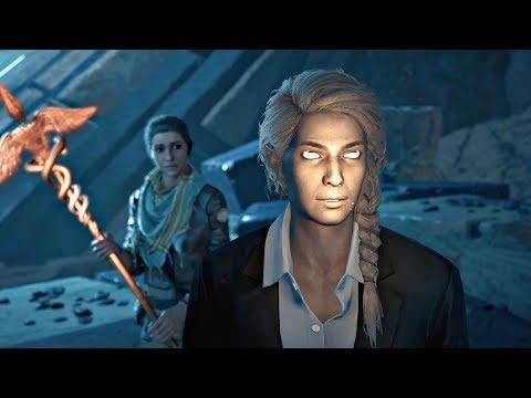 Assassin's Creed Odyssey - Secret Final Boss & True Secret Ending (PS4 Pro) thumbnail