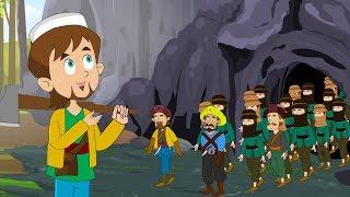 Alibaba and the Forty Thieves - Tamil Fairy Tales - அலிபாபாவும் 40 திருடர்களும் -  தமிழ் கதைகள்