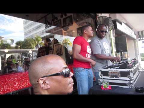 WMC 2013  - Segafredo Opening Party - Soul P & Don Barbarino