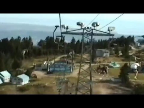 Vancouver Grouse Mountain Cable Car Ride
