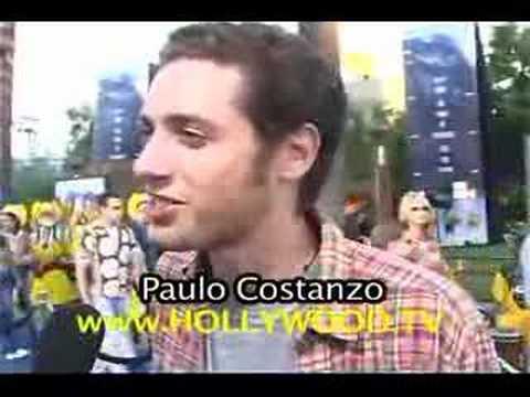 Paulo Costanzo Spiritual Side of Hollywood