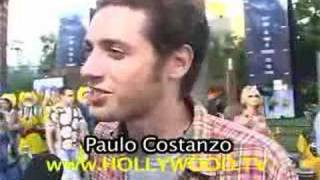 Paulo Costanzo Spiritual Side of Hollywood