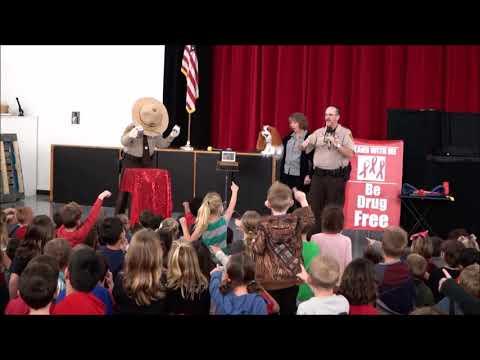Deputy Do-Right Program - Taylor Hicks School -