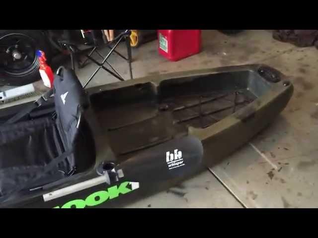 Ascend FS12T fishing Kayak