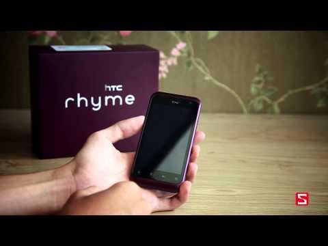 HTC Rhyme - Mở hộp HTC Rhyme phiên bản màu tím - CellphoneS