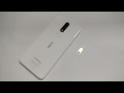 Nokia 5.1 Plus Sim And SD Card Slot