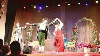 Моцарт - Свадьба Фигаро. РАМ имени Гнесиных