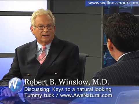 tummy tuck with Robert Winslow, M.D. and Randy Alvarez