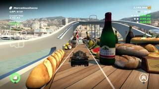 Table Top Racing: World Tour - Special Events - Supercars (Expert) #4 - Unthinkable, Time Trial