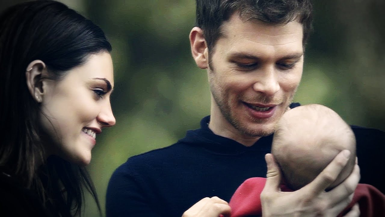 Klaus Hayley Hope Don T You Worry Child 2x09 Youtube