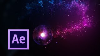 🔥 Magic Particle Trail Simulation | After Effects Tutorial thumbnail
