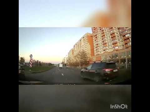 В Ставрополе женщина-водитель едва не спровоцировала аварию