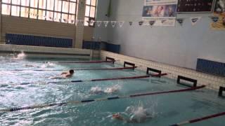 видео: Расторгуев Иван 50 м батт г  Пересвет Юный пловец 4 этап 15 05 2015